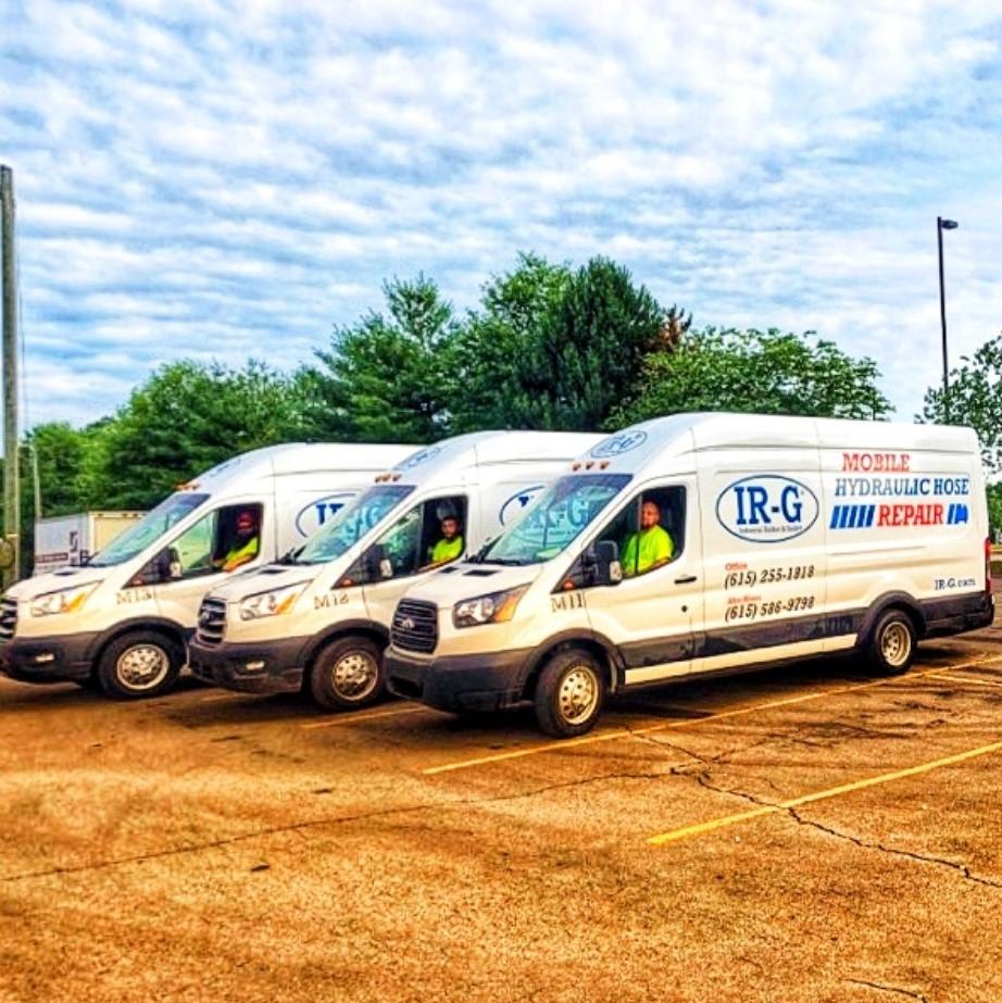 mobile hydraulic trucks